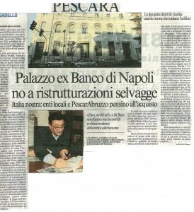 Ristrutturazioni selvagge a Pescara