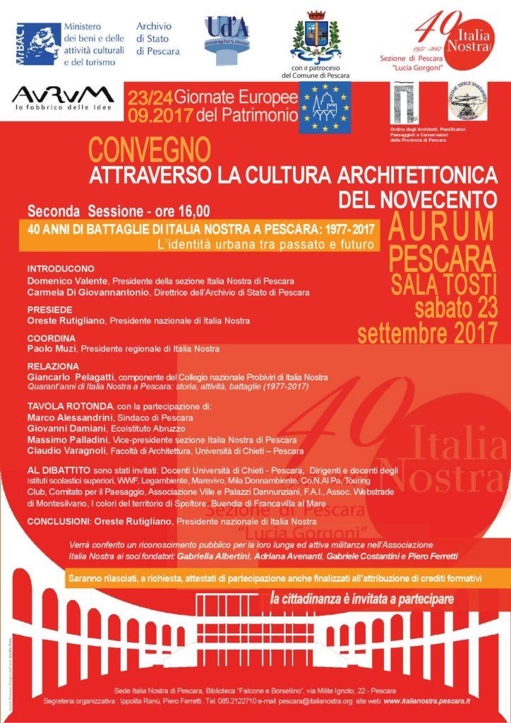 1054 - .........2 - A3 singolo Italia Nostra INVITO