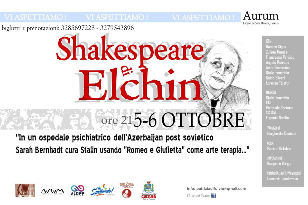 216 - .......Shakespeare di Elchin