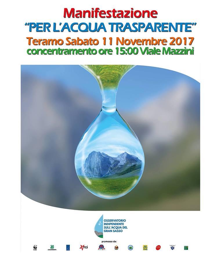 1062 - ............Locandina manifestazione 11 novembre 2017
