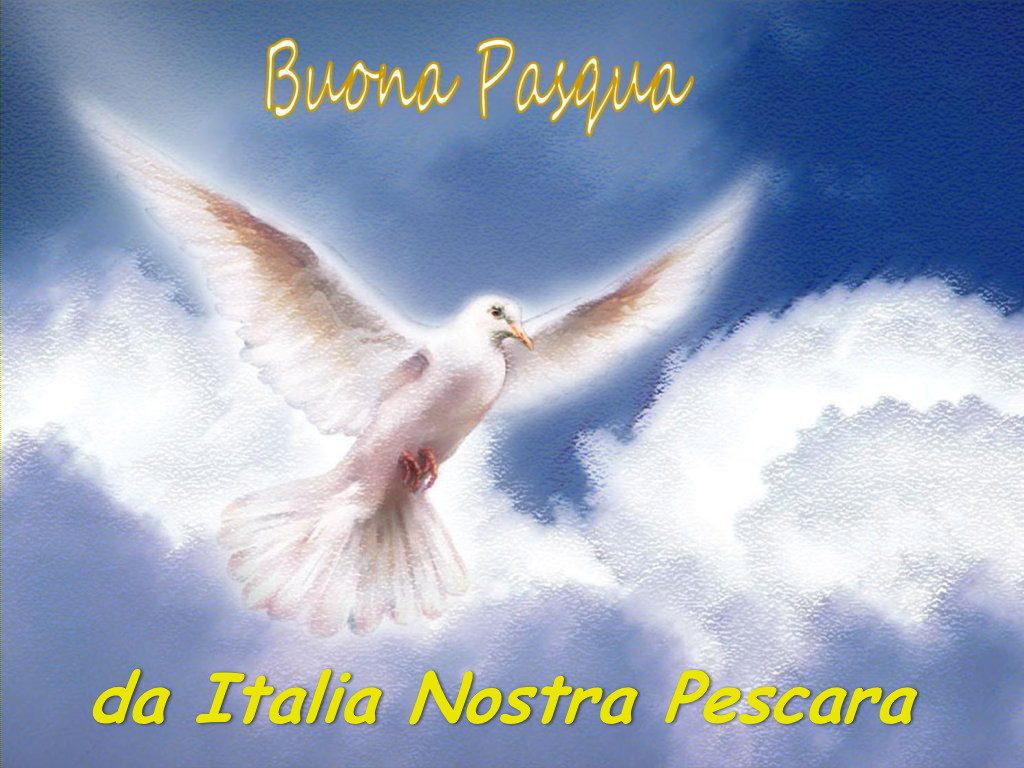Buona Pasqua da italia nostra